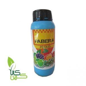 Pabera-Potass